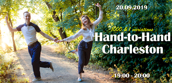 Hand-to-Hand Charleston
